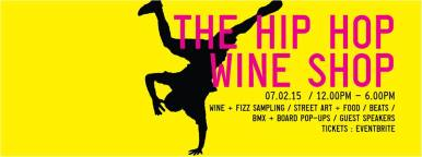 Hip Hop Wine Shop