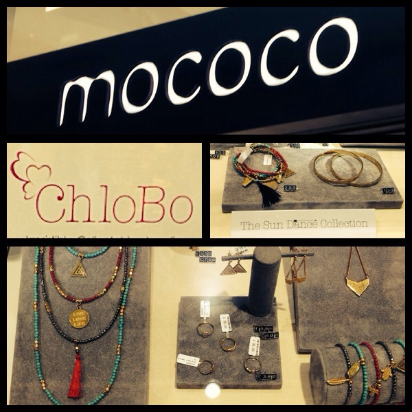 Mococo, ChloBo collection.